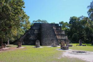 Tikal Q épületegyüttes