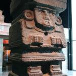 Chalchiuhtlicue szobra