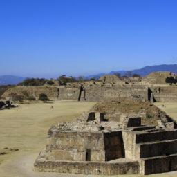 Monte Albán és a zapoték civilizáció